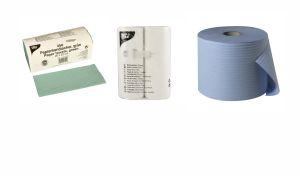 Handtuchpapier, Küchenrollen, Putzrollen