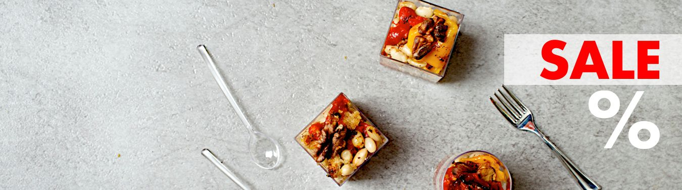SALE Fingerfood-Artikel